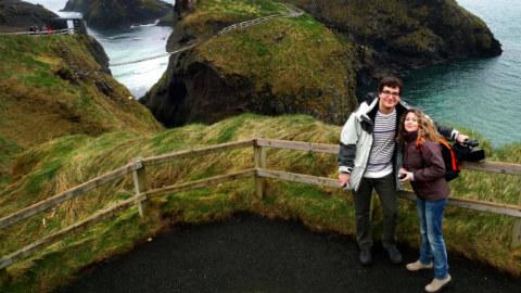 'Nómadas' en Irlanda del Norte