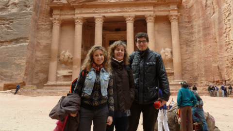 'Nómadas' en Jordania