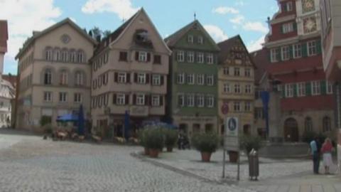'Nómadas' en Stuttgart