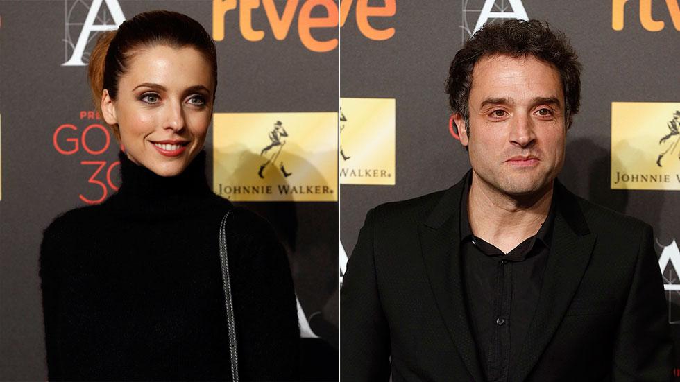Los nominados a los Goya ensayan sus caras de ganador y de perdedor