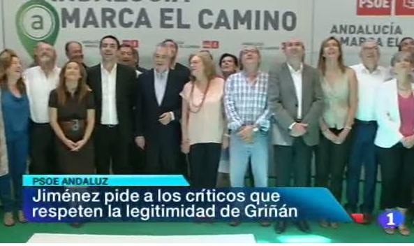 Noticias Andalucía - 09/07/12