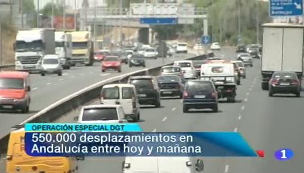 Noticias Andalucía - 14/08/12
