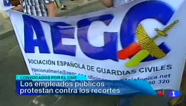 Noticias Andalucía - 16/07/12