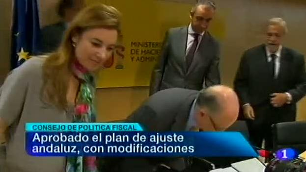 Noticias Andalucía - 18/05/12
