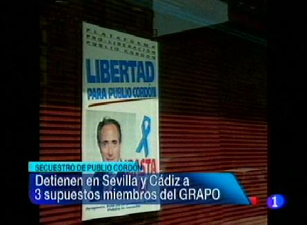 Noticias Andalucía - 19/07/12