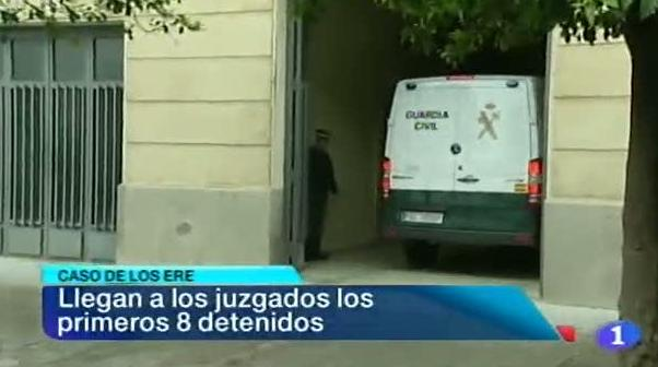 Noticias Andalucía  2 - 22/03/2013