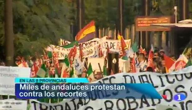 Noticias Andalucía - 20/07/12