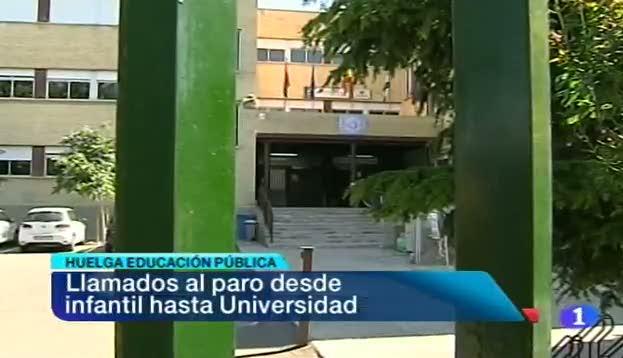 Noticias Andalucía - 22/05/12
