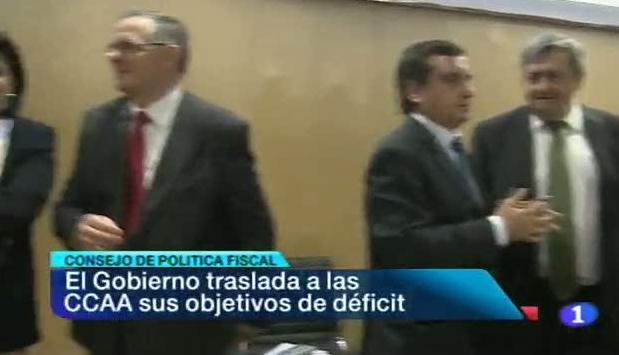 Noticias Andalucía - 31/07/12