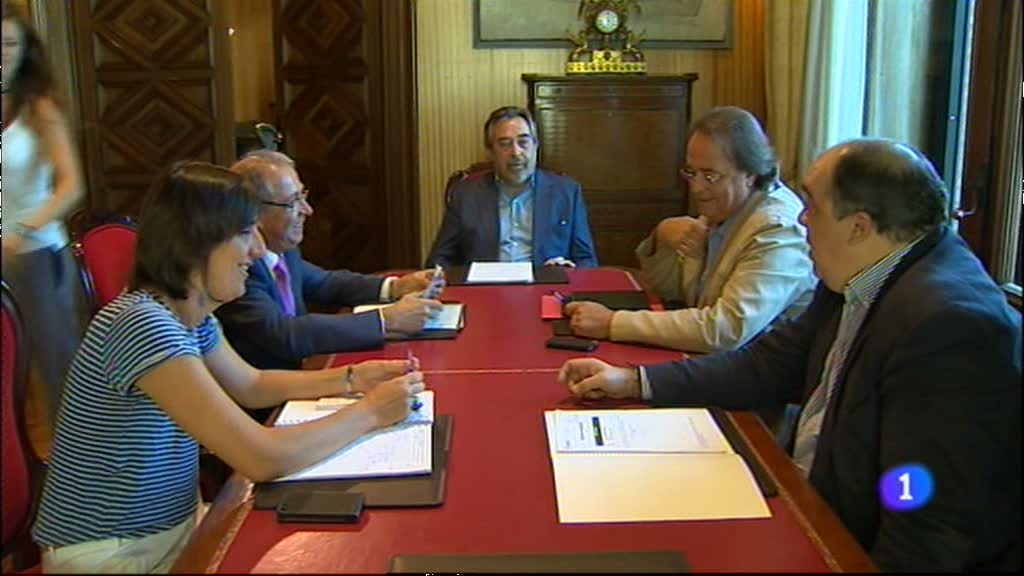 Noticias Aragón 2  - 07/11/14