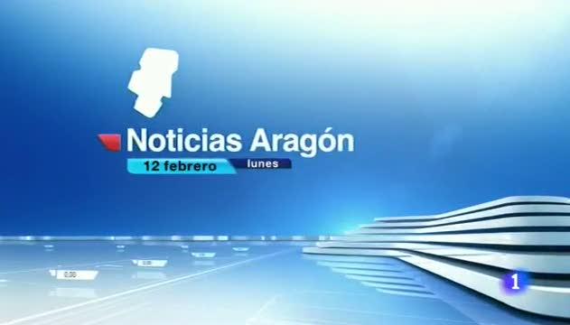 Noticias Aragón 2 - 12/02/2018