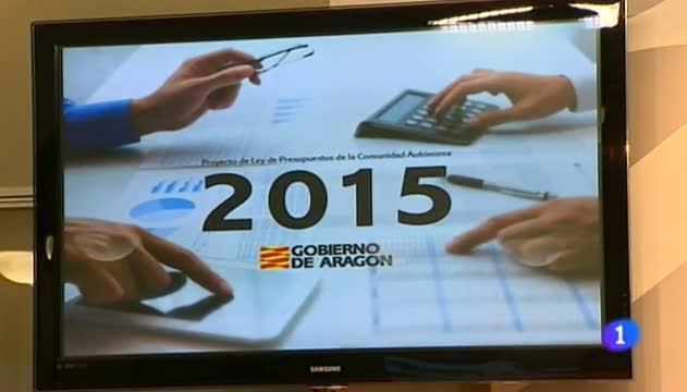 Noticias Aragón 2 - 12/11/14
