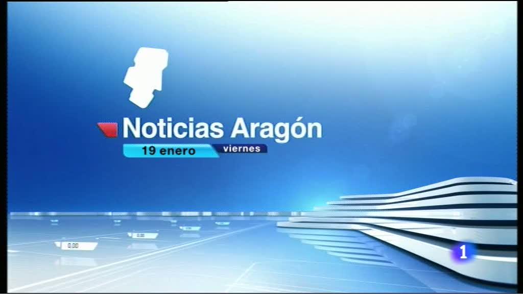 Noticias Aragón 2 - 19/01/2018
