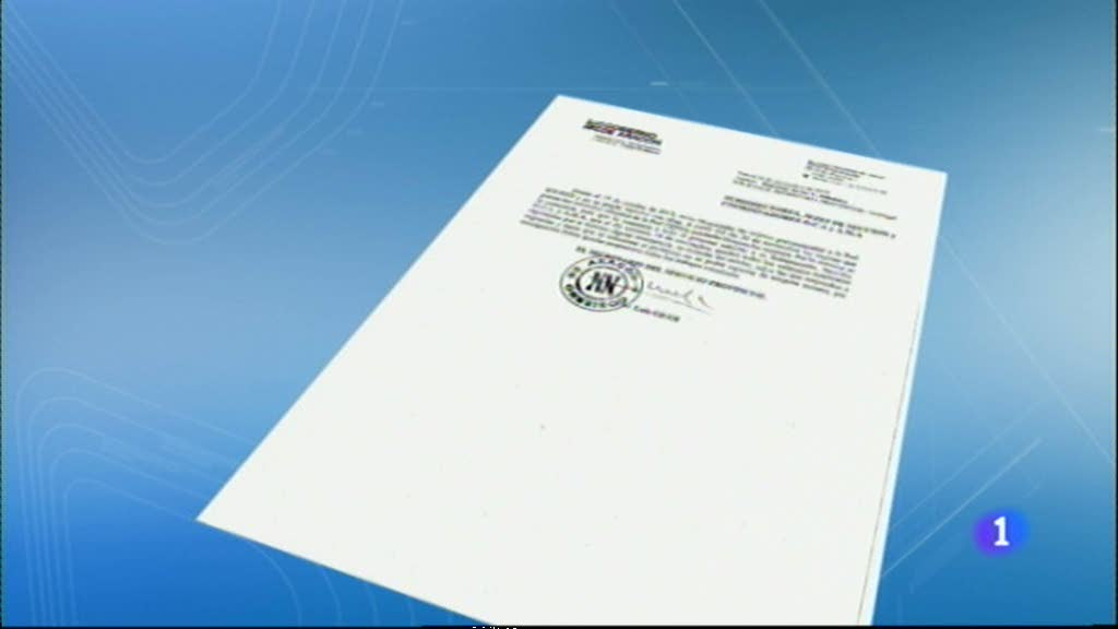 Noticias Aragón 2 - 20/11/12