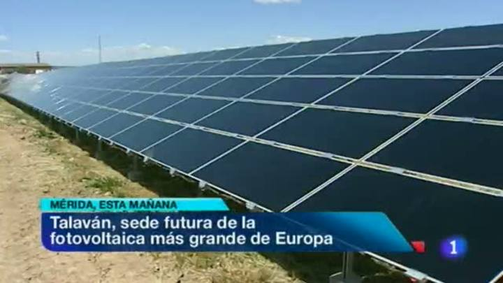 Noticias de Extremadura - 28/03/12