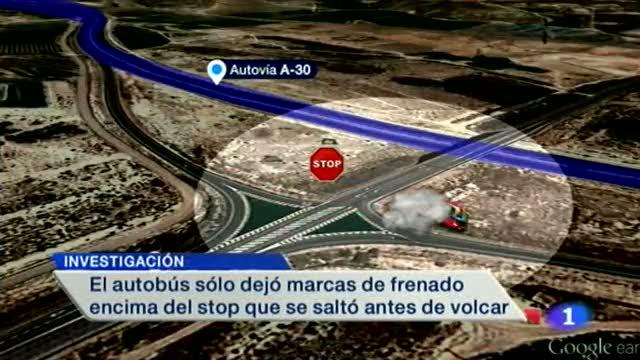 Noticias Murcia - 11/11/2014