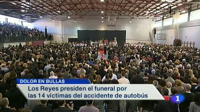 Noticias Murcia 2 - 10/11/2014