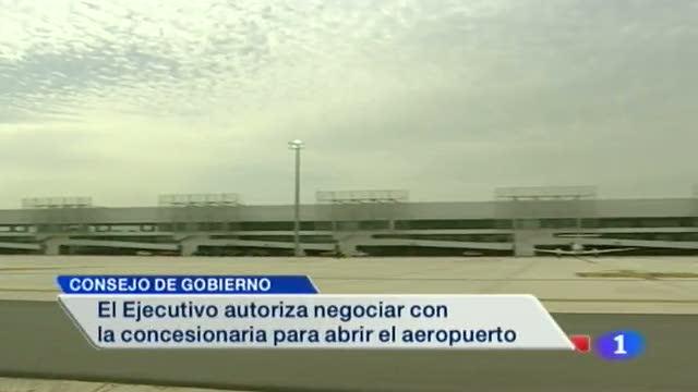 Noticias Murcia 2 - 14/11/2014