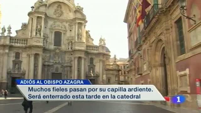 Noticias Murcia 2 - 17/11/2014