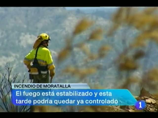 Noticias Murcia.(03/07/2012).