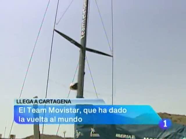 Noticias Murcia.(08/08/2012).