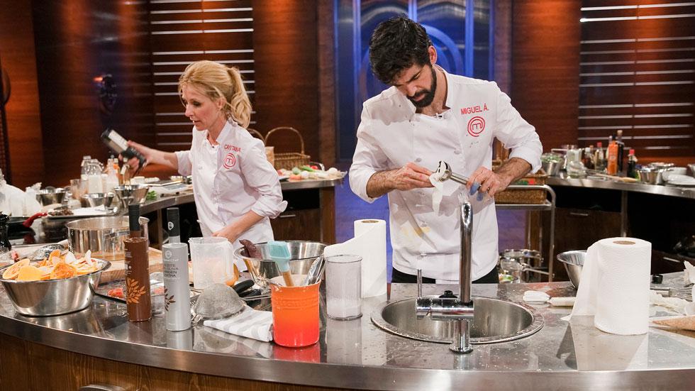 MasterChef Celebrity - Nuestros finalistas se emocionan en el último cocinado