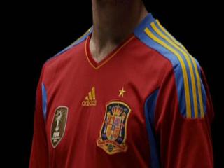 Ver vídeo  'La nueva camiseta de la 'Roja''