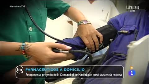La Mañana - Nueva ley para las farmacias en la Comunidad de Madrid