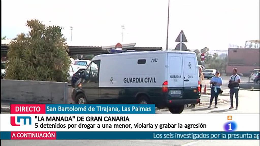 La 'nueva manada' de Gran Canaria