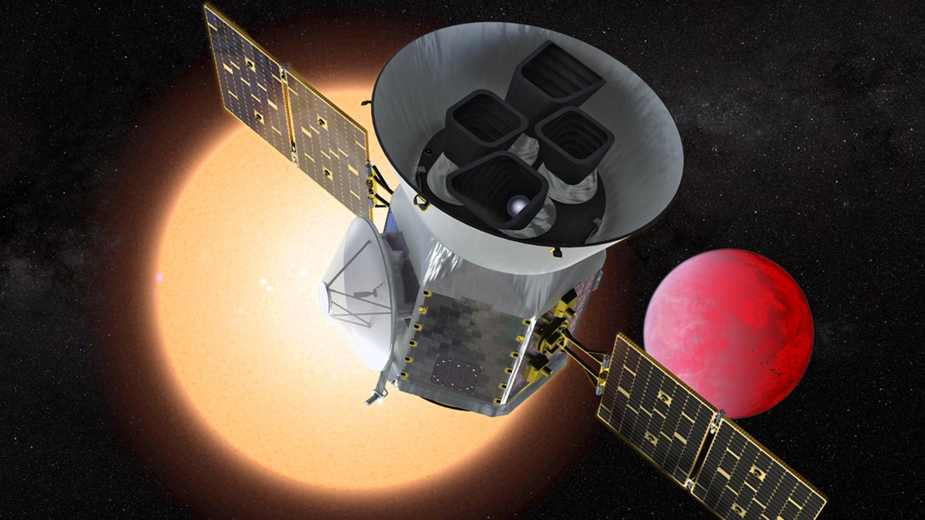 Nueva misión de la NASA para buscar exoplanetas