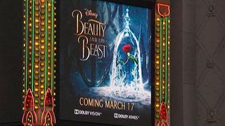 La nueva película de Disney ' La Bella y la Bestia' llega a los cines