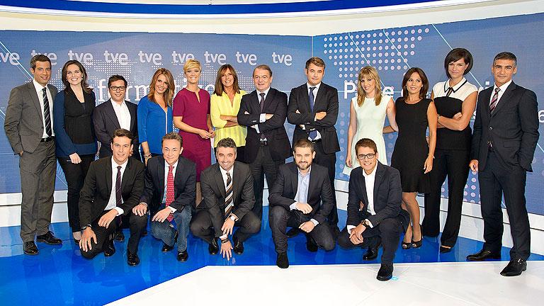 Nueva temporada Informativos de TVE