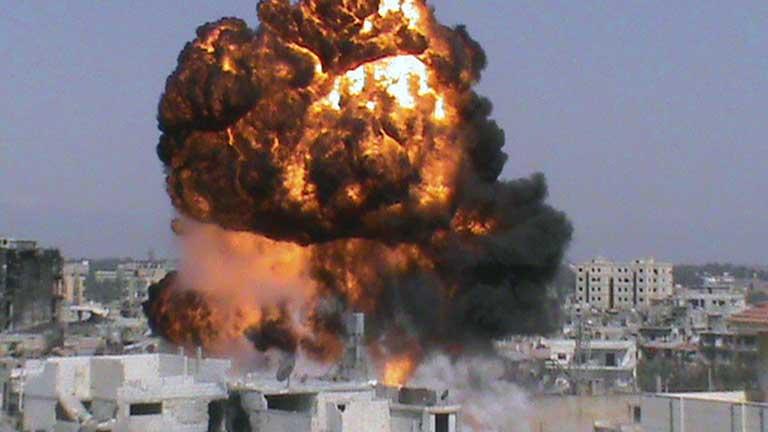 El régimen sirio asegura que no utilizará armas químicas contra su pueblo