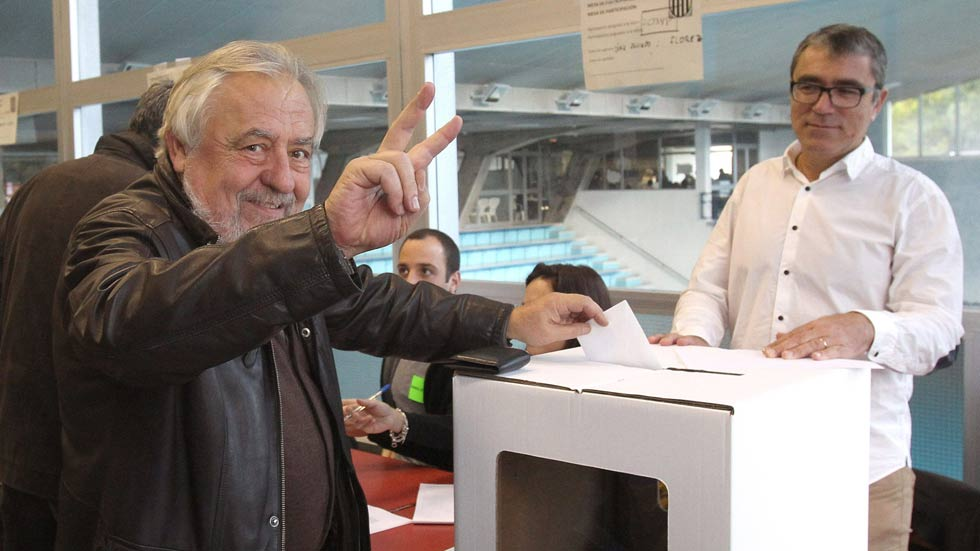 Más de 1.100.000 catalanes han votado en la consulta hasta el momento, según el Govern