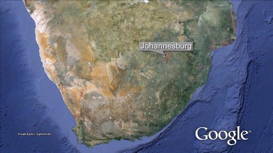 El nuevo 'Australopithecus sediba', hallado con ayuda de Google Earth