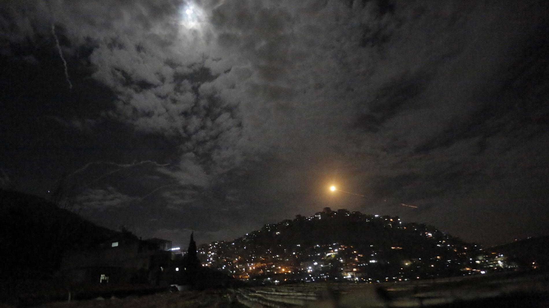 Un nuevo bombardeo israelí sobre Siria provoca cuatro muertos