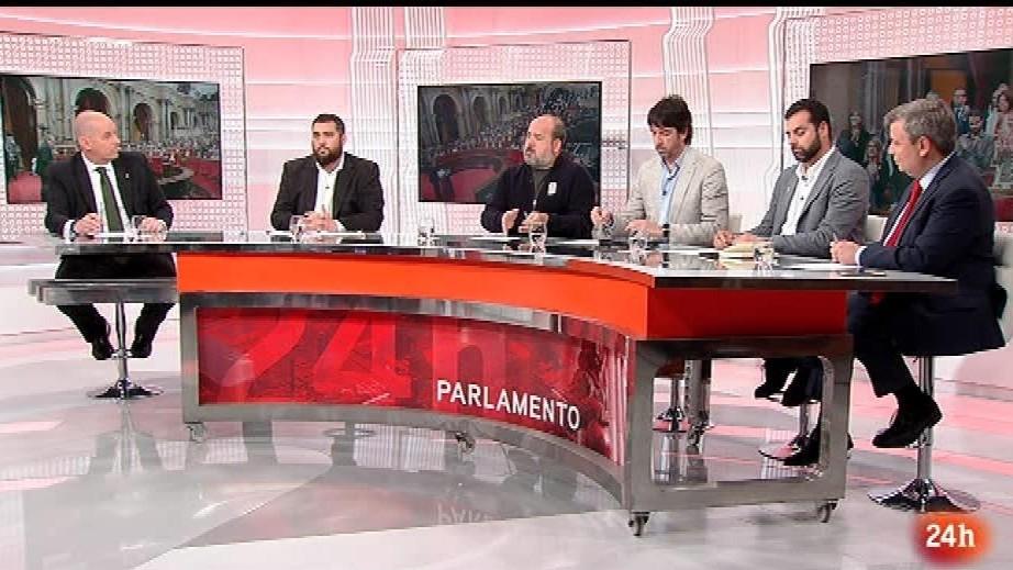 Parlamento - El debate - Nuevo president de Cataluña - 19/05/2018