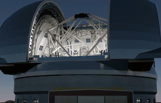 El Telescopio Europeo Extremadamente Grande