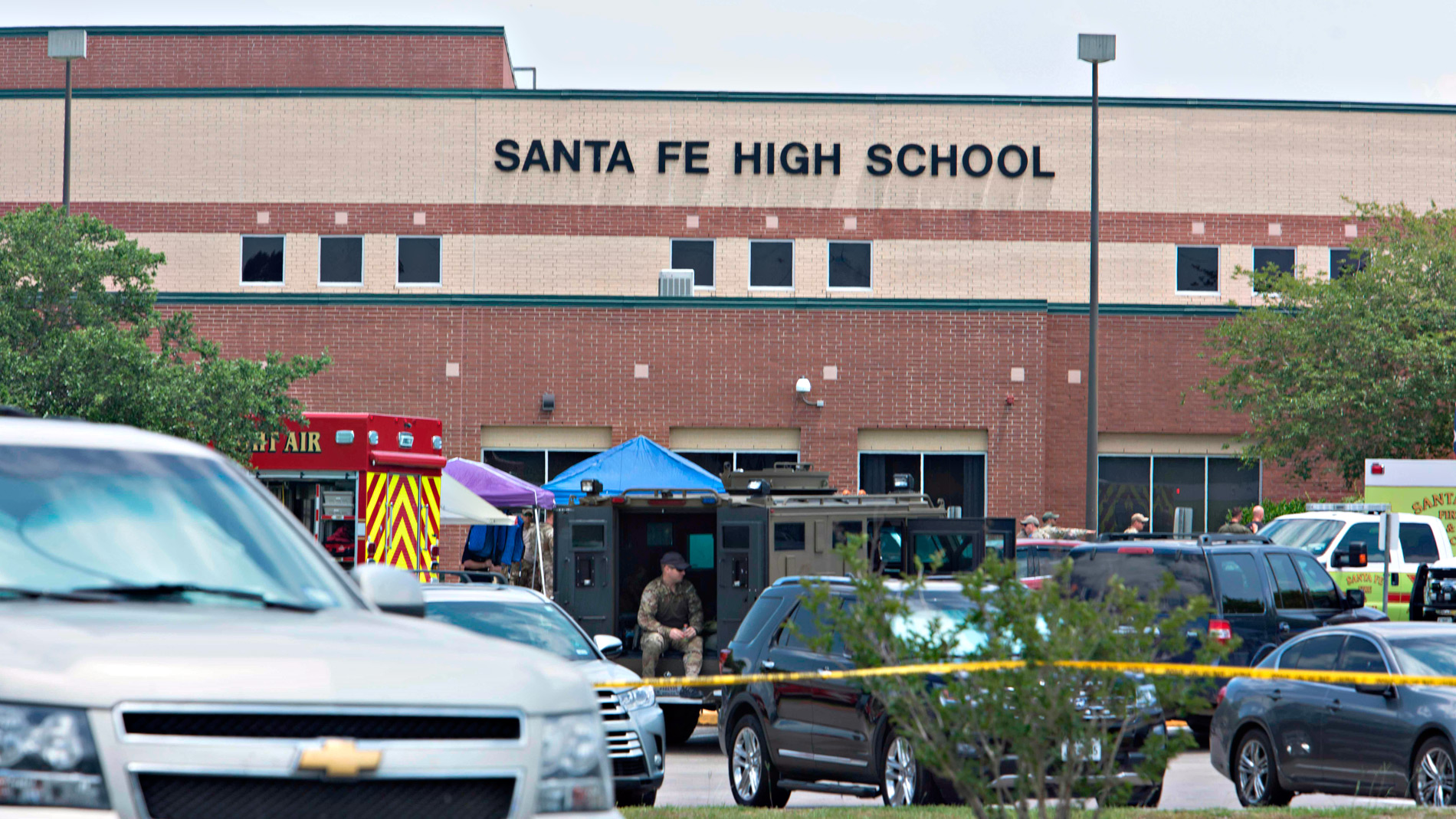 Un nuevo tiroteo en un instituto de Estados Unidos deja una decena de muertos