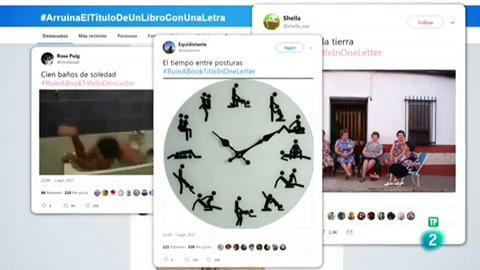 Página Dos - Nuevos detalles sobre la relación entre literatura y redes sociales