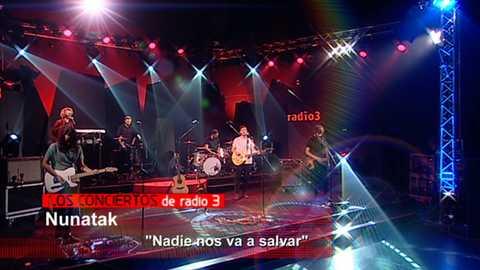 Los conciertos de Radio 3 - Nunatak