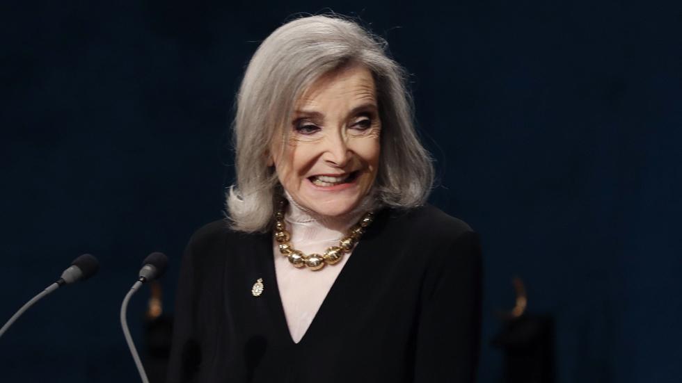 """Núria Espert: """"Es un premio para el teatro"""""""