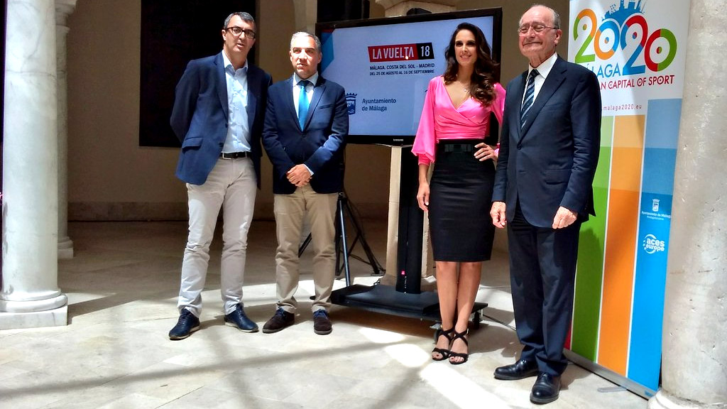 Nuria Fergó pondrá música a la Vuelta 2018