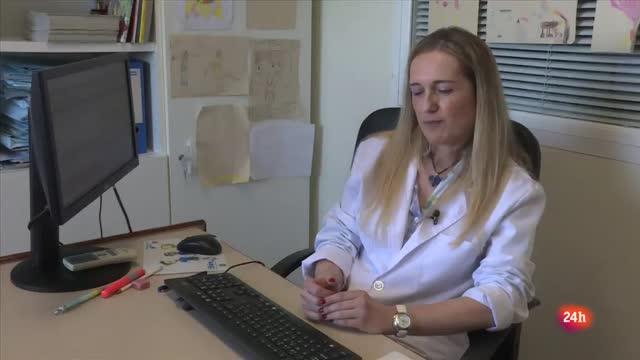 Repor - Hijos del SAF - Nuria Gómez es psiquiatra y responsable del Programa de SAF del Hosp. Univ. Vall d'Hebron