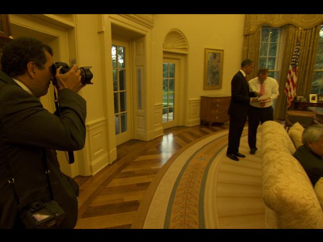 Documentos TV - Obama, a través del objetivo