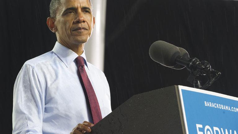 Obama critica en Wisconsin las recetas económicas de Romney