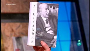 La Aventura del Saber. TVE. Libros recomendados. Vicente Alexandre