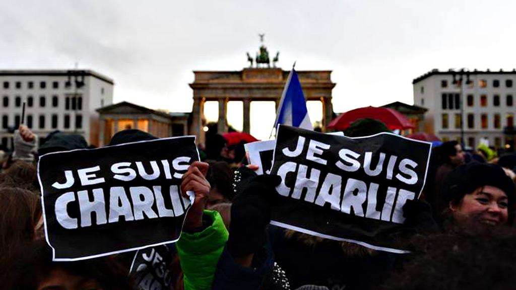 Una obra de teatro indaga en la viralidad del 'Je suis Charlie'