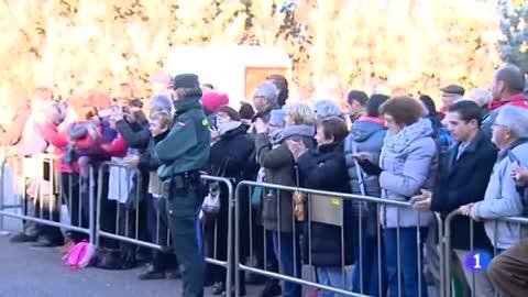 Las obras de Sijena vuelven a Aragón tras un conflictivo traslado