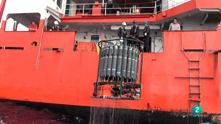 Bitácora: La expedición Malaspina - Océano profundo